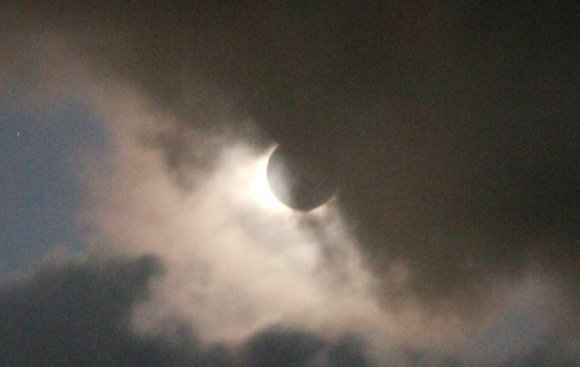 Total Solar Eclipse, 14 November 2012
