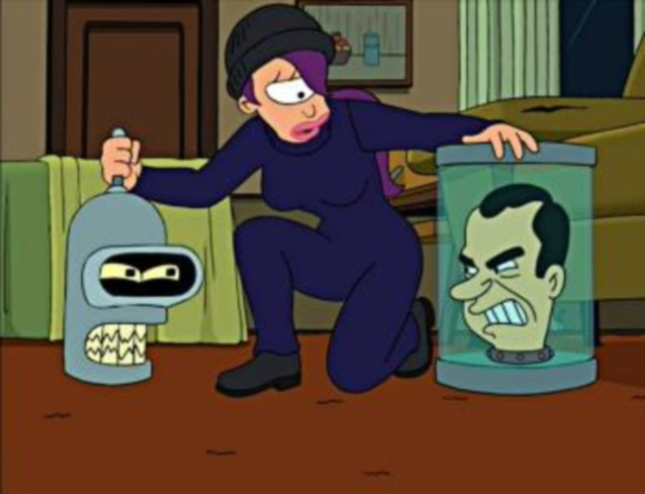"A neurosurgeon believes it is possible to transplant a human head. This is unlike the Futurama episode ""A Head In The Polls"", in which Bender's head is swapped with Richard Nixon's. Image: Sreejithk2000 / Wikimedia Commons"